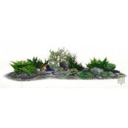 Композиция 3. Кувшин в саду